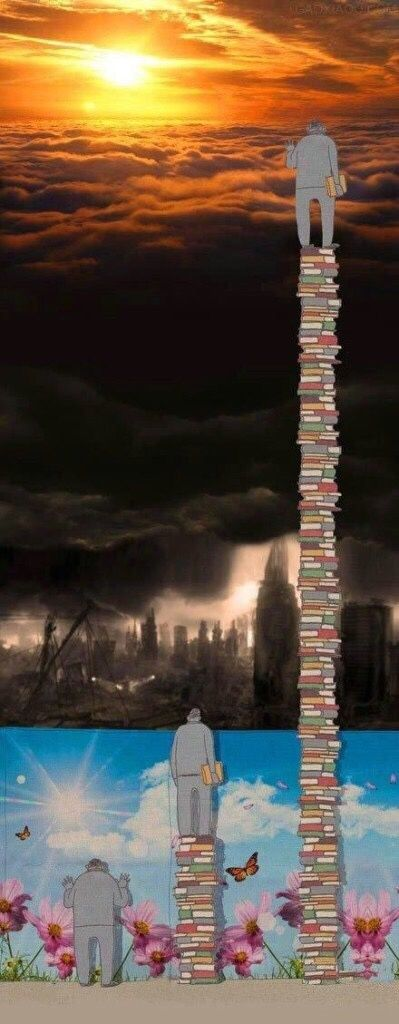 读书提升眼界